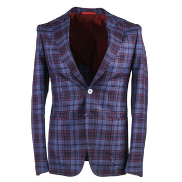 Isaia Slim Fit Wool-Silk-Linen Sport Coat - Top Shelf Apparel