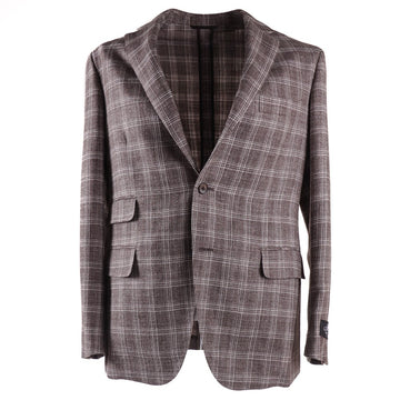 Belvest Unlined Linen-Wool-Silk Sport Coat - Top Shelf Apparel