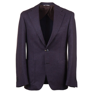 Canali Soft-Constructed Wool Sport Coat