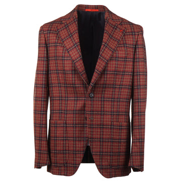 Isaia Soft Wool and Cashmere Sport Coat