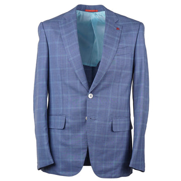 Isaia Slim-Fit Super 180s Wool Suit - Top Shelf Apparel