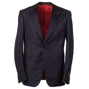 Isaia Slim-Fit Tuxedo with Peak Lapels - Top Shelf Apparel