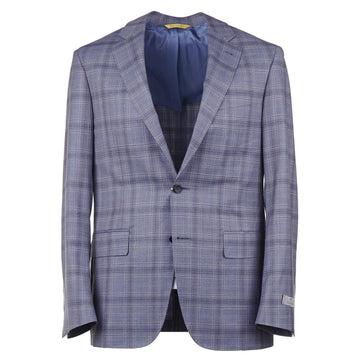 Canali Soft-Constructed 'Kei' Wool Sport Coat - Top Shelf Apparel