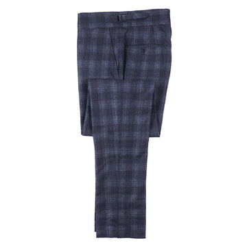 Isaia 'Casalnuovo' Flannel Wool Pants