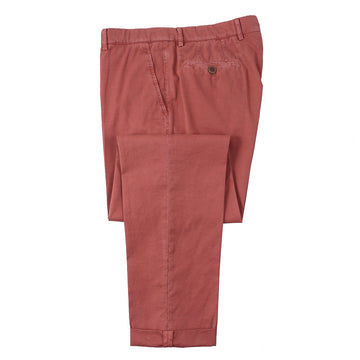 Brunello Cucinelli Button-Fly Cotton Pants