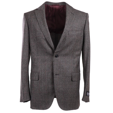 Belvest Soft Woven Wool Suit - Top Shelf Apparel