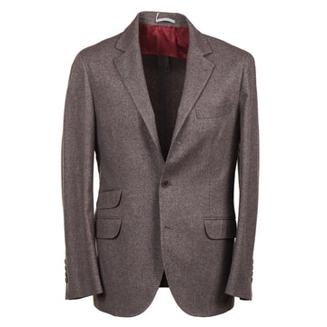 Brunello Cucinelli Soft Donegal Cashmere Sport Coat