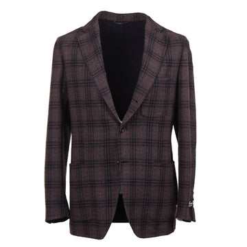 Belvest Unlined Wool and Cashmere Sport Coat