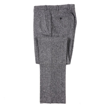 Isaia Modern-Fit Donegal Wool Pants - Top Shelf Apparel