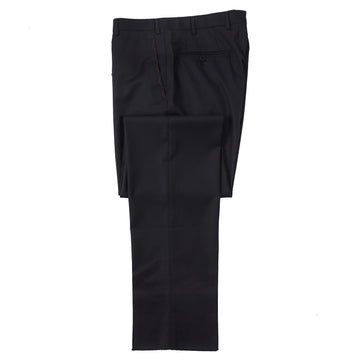 Isaia Super 160s Aquaspider Wool Pants