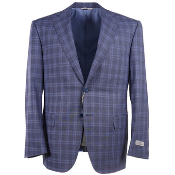 Canali 'Natural Comfort' Wool Suit - Top Shelf Apparel