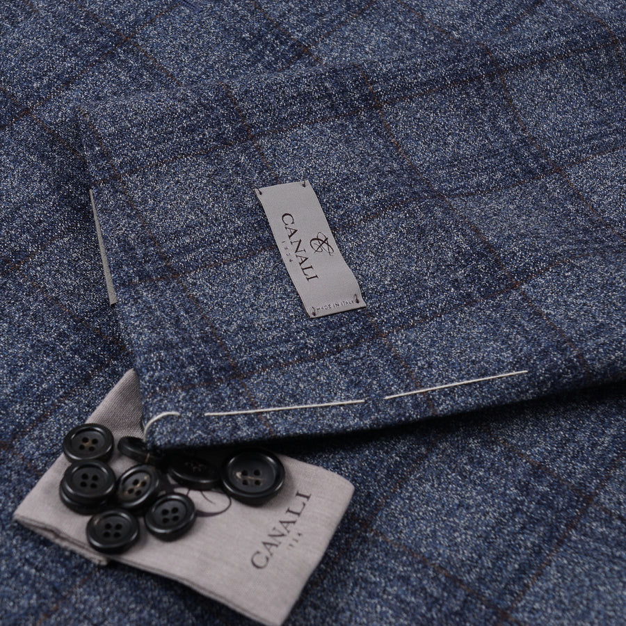Canali Soft-Constructed Wool 'Kei' Sport Coat - Top Shelf Apparel