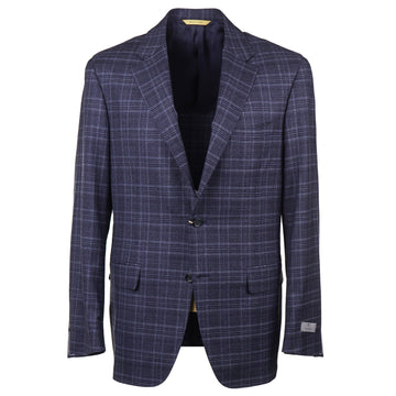 Canali Soft-Constructed Wool 'Kei' Sport Coat