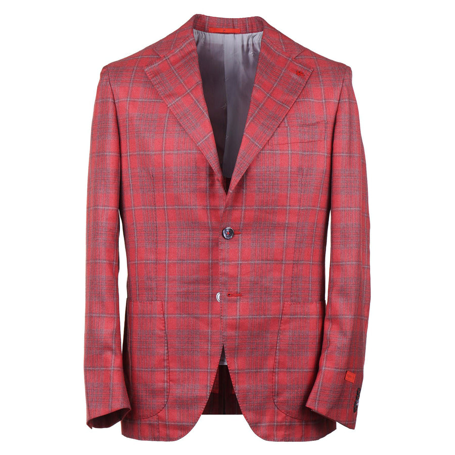 Isaia Lightweight Cashmere-Silk Sport Coat - Top Shelf Apparel