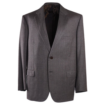 Brioni Micro Birdseye Wool-Cashmere Suit
