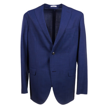Boglioli Soft-Constructed Lightweight Wool Suit