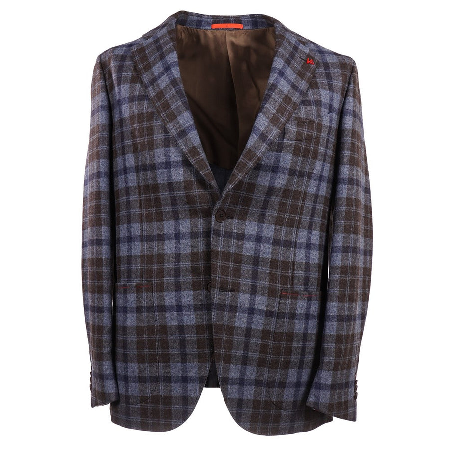Isaia Wool and Cashmere Sport Coat