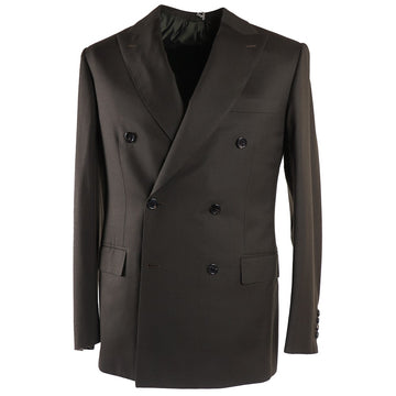 Brioni Loden Green Wool-Cashmere Suit
