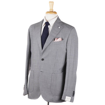 L.B.M. 1911 Soft-Constructed Lightweight Wool Suit