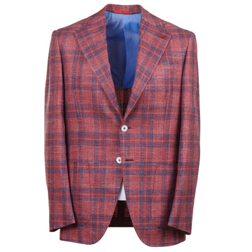 Isaia 'Marechiaro' Wool-Silk-Linen Sport Coat - Top Shelf Apparel