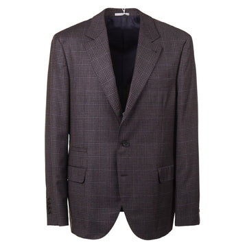 Brunello Cucinelli Mid-Weight Flannel Wool Suit