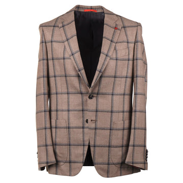 Isaia Soft Wool-Cashmere-Silk Sport Coat