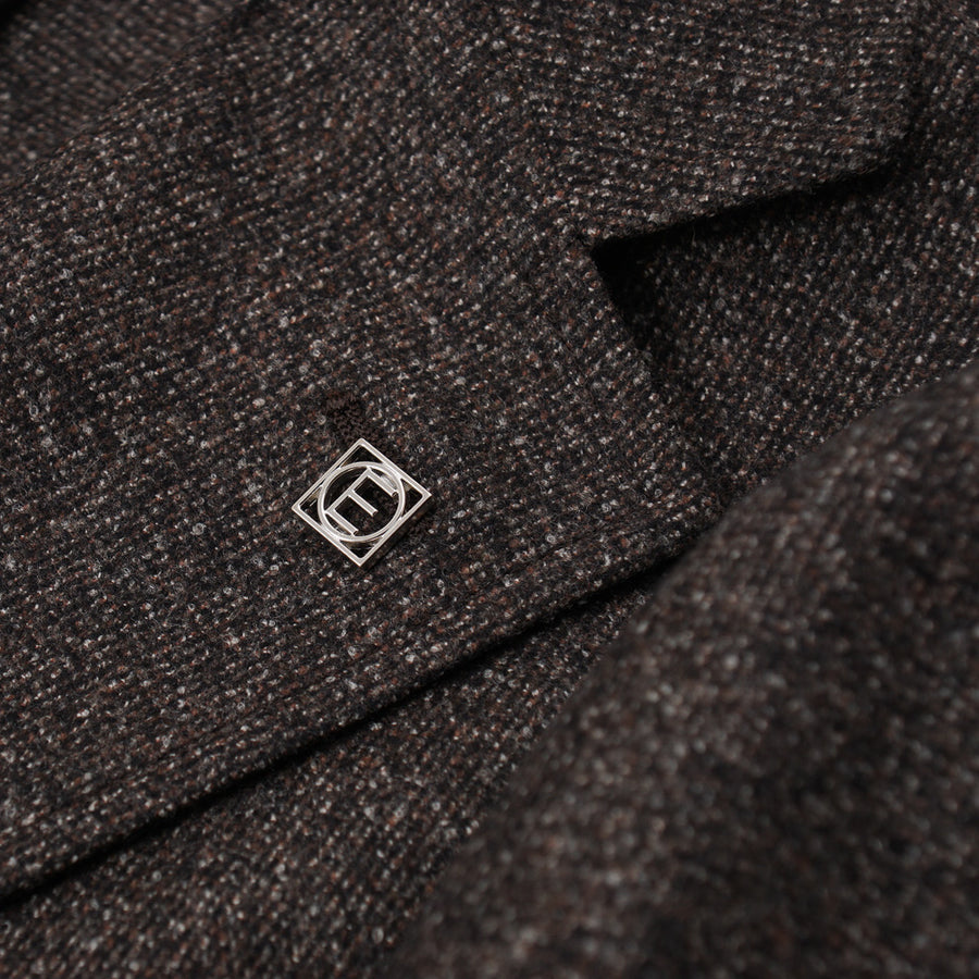 Eidos Soft-Constructed Donegal Sport Coat