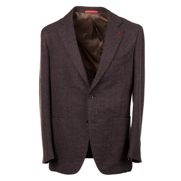 Isaia Slim-Fit Wool and Cashmere Sport Coat