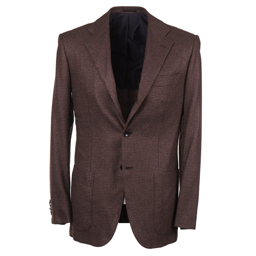 Kiton Slim-Fit Cashmere and Silk Sport Coat - Top Shelf Apparel