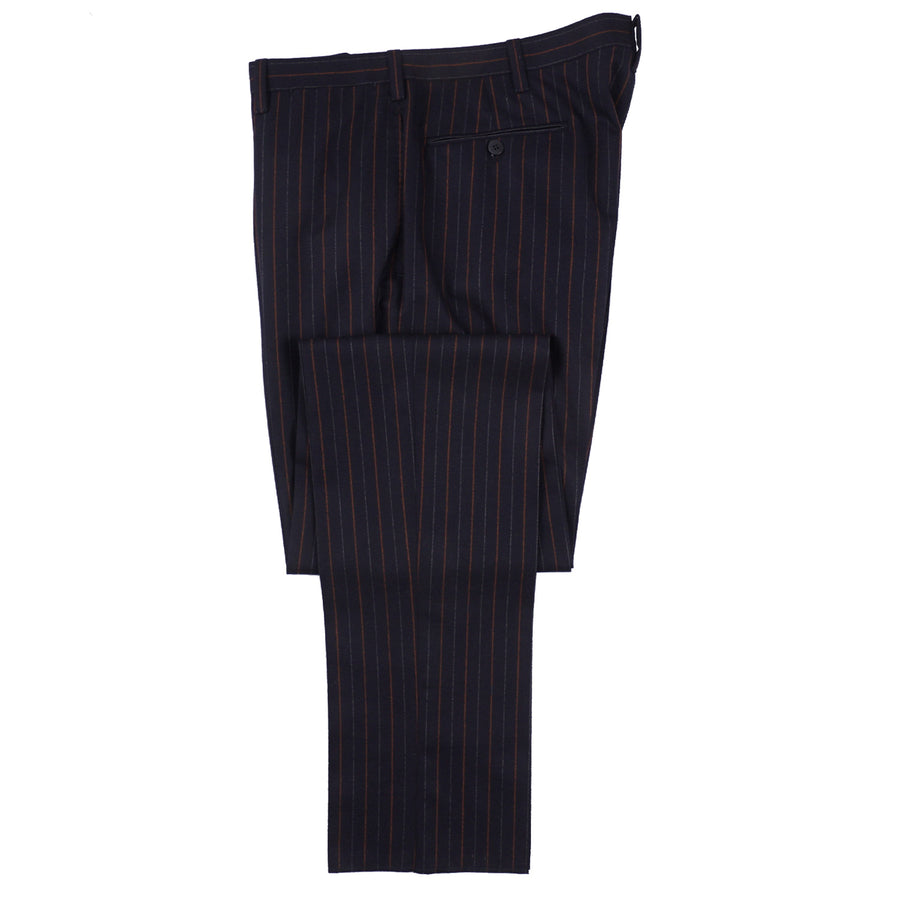 Cesare Attolini Slim-Fit Flannel Wool Suit - Top Shelf Apparel