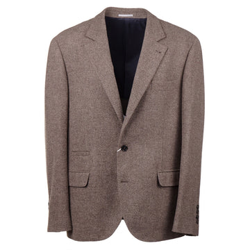 Brunello Cucinelli Soft Wool-Silk-Cashmere Sport Coat - Top Shelf Apparel