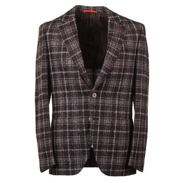 Isaia Soft Alpaca and Wool Sport Coat