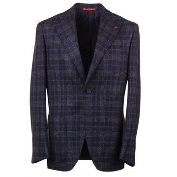 Isaia Soft-Woven Wool Sport Coat