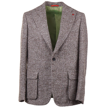 Isaia Soft Cashmere and Alpaca Sport Coat