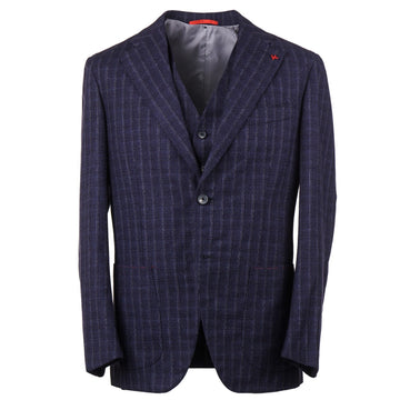Isaia 'Marechiaro' Three-Piece Wool Suit - Top Shelf Apparel