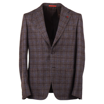 Isaia Slim-Fit Soft Brushed Wool Suit - Top Shelf Apparel