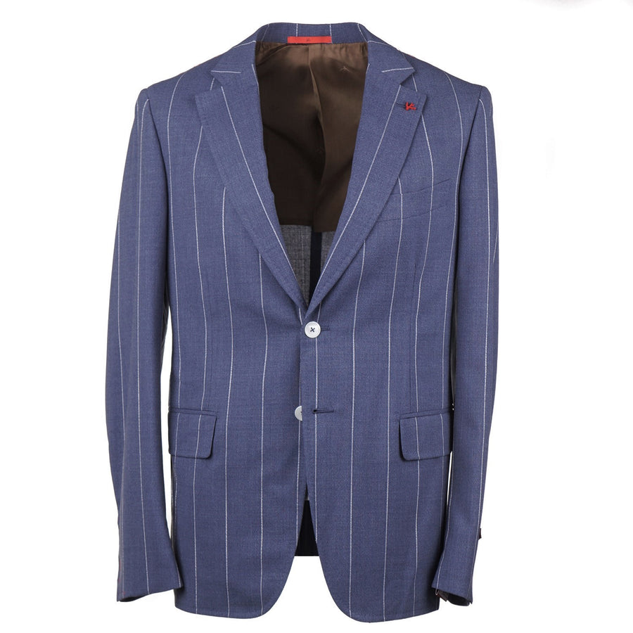Isaia Slim-Fit 'Aqua 3-Ply' Wool Suit - Top Shelf Apparel