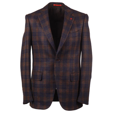 Isaia Soft Woven Cashmere and Silk Sport Coat