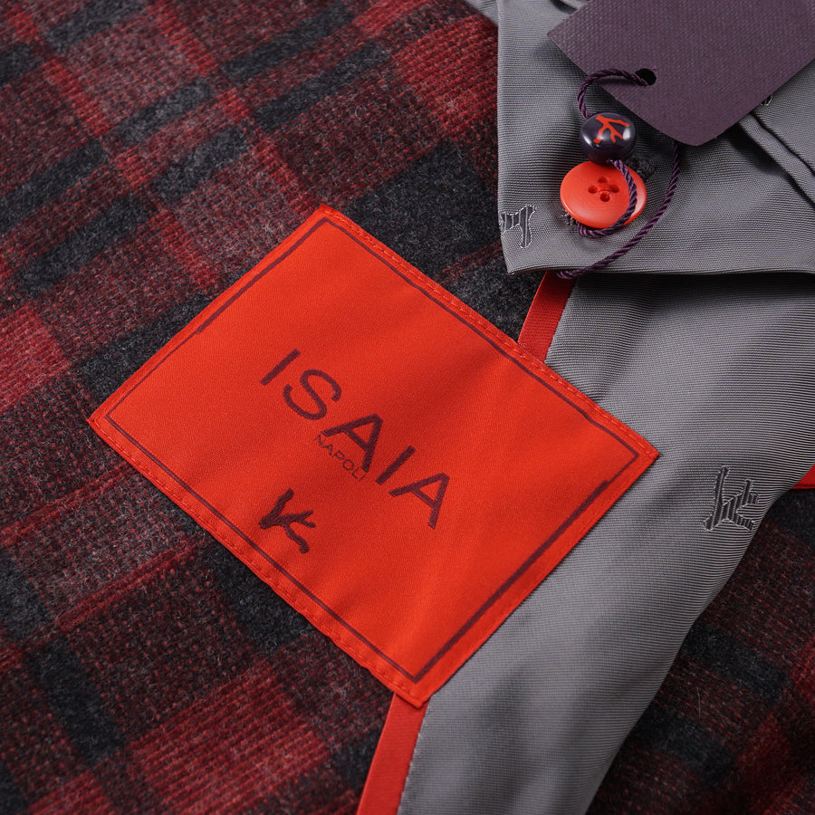 Isaia Slim-Fit Wool and Cashmere Sport Coat - Top Shelf Apparel