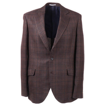 Brunello Cucinelli Linen-Wool-Silk Suit