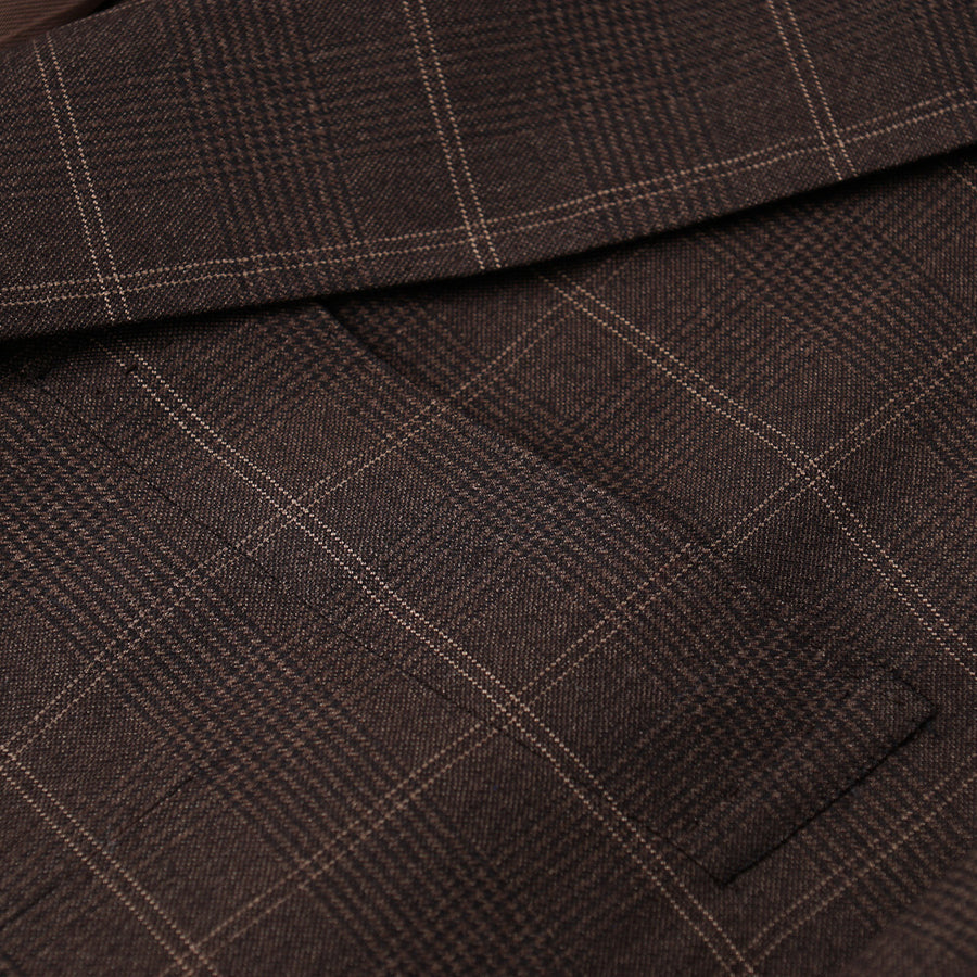 Sartoria Partenopea Wool and Silk Sport Coat