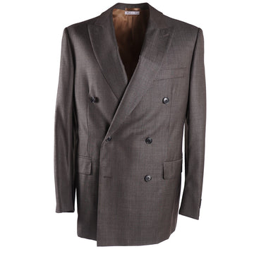 Belvest Super 150s Wool-Silk-Cashmere Suit
