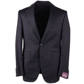 Sartoria Partenopea Modern-Fit Wool and Silk Suit - Top Shelf Apparel