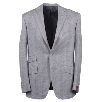 Sartoria Partenopea Herringbone Cashmere Sport Coat - Top Shelf Apparel