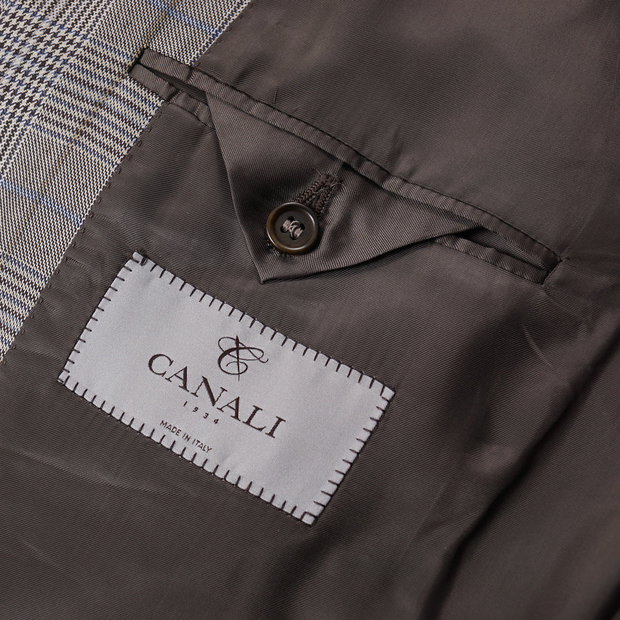 Canali Silk and Wool Sport Coat