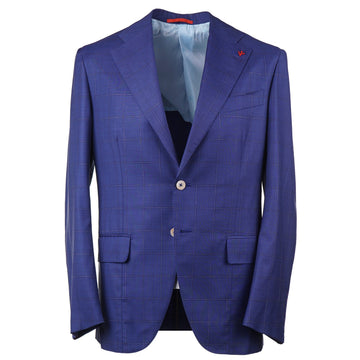 Isaia 'Marechiaro' Aquaspider 160s Wool Suit - Top Shelf Apparel