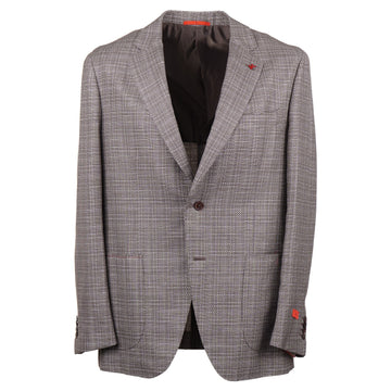 Isaia Slim-Fit Wool and Linen Sport Coat