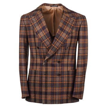 Orazio Luciano Soft Brushed Flannel Wool Sport Coat - Top Shelf Apparel
