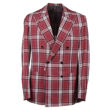 Orazio Luciano Slim-Fit Lightweight Wool Sport Coat - Top Shelf Apparel