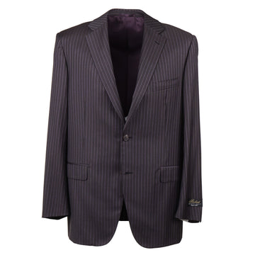 Belvest Regular-Fit Super 150s Wool Suit